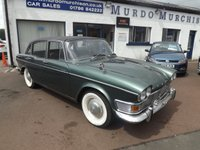 1967 HUMBER SUPER SNIPE 3.0 IMPERIAL 4d  £10000.00
