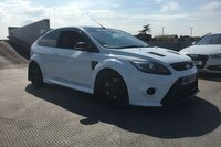 2010 FORD FOCUS 2.5 RS 3d 300 BHP £20999.00