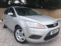 2011 FORD FOCUS 1.6 STYLE TDCI 5d 107 BHP £SOLD