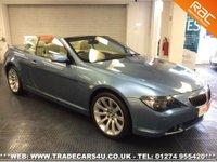 2006 BMW 6 SERIES