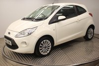 2013 FORD KA 1.2 ZETEC 3d 69 BHP £4794.00