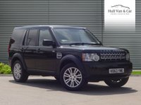 2013 LAND ROVER DISCOVERY 3.0 4 SDV6 COMMERCIAL 1d AUTO 255 BHP £27250.00