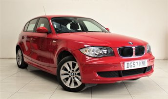 2007 BMW 1 SERIES 1.6 116I ES 5d 114 BHP £3799.00