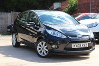 USED 2009 09 FORD FIESTA 1.4 ZETEC 16V 5d 96 BHP **** GREAT VALUE FORD FIESTA ****