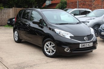 2014 NISSAN NOTE 1.2 ACENTA 5d 80 BHP £6795.00