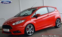 USED 2014 14 FORD FIESTA 1.6T ST-2 3 DOOR 6-SPEED 180 BHP Finance? No deposit required and decision in minutes.