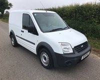 2011 FORD TRANSIT CONNECT T200 LR £5995.00