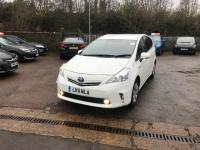 "USED 2016 11 TOYOTA PRIUS 1.8 VVT-i Hybrid T4 CVT 5dr ""24 MONTHS FULLY/COM WARRANTY""+SATNAV+USB+HYBRID+REAR VIEW CAMERA+OPEN 7 DAYS A WEEK"