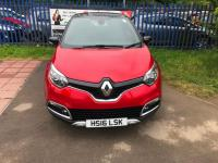 USED 2016 16 RENAULT CAPTUR 1.5 dCi Signature Nav EDC Auto 5dr 24 MONTHS FULLY/COM WARRANTY!+AUTO+NAV+H/SEATS+LEATHER SEATS+OPEN 7 DAYS A WEEK