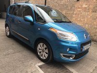 2009 CITROEN C3 PICASSO 1.6 PICASSO EXCLUSIVE HDI 5d 90 BHP £4190.00