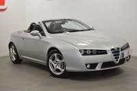 USED 2008 08 ALFA ROMEO SPIDER 2.4 JTDM 2d 200 BHP 1 OWNER + ONLY 32K + SERVICE HISTORY + 2 KEYS