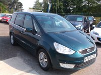 USED 2006 56 FORD GALAXY 2.0 GHIA TDCI 5d 143 BHP 7 SEATER, GREAT SPEC, EXCELLENT SERVICE HISTORY, DRIVES SUPERBLY