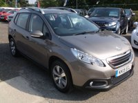 USED 2015 15 PEUGEOT 2008 1.6 BLUE HDI ACTIVE 5d 75 BHP ****Great Value economical reliable family car with excellent service history, drives superbly****