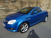 2008 VAUXHALL TIGRA 1.4 EXCLUSIV 16V 2d 90 BHP £1850.00