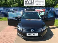"USED 2013 13 VOLKSWAGEN PASSAT 2.0 TDI Bluemotion Tech S 4dr DSG ""24 MONTHS FULLY/COM WARRANTY""+1 OWNER+DAB RADIO+F/R P/SENSOR+OPEN 7 DAYS A WEEK"