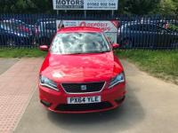 USED 2014 64 SEAT TOLEDO 1.6 TDI 90 SE Nav 5dr DSG BUY WITH CONFIDENCE+1 OWNER+AUTO+SATNAV+B/TOOT+FSH+OPEN 7 DAYS A WEEK