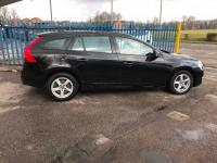 "USED 2014 14 VOLVO V60 2.0 TD D3 Business Edition (s/s) 5dr ""24 MONTHS FULLY/COM WARRANTY""+1 OWNER+FDSH+SATNAV+WARRANTY+OPEN 7 DAYS A WEEK"