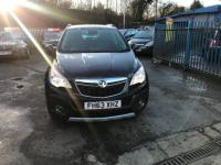 "USED 2014 63 VAUXHALL MOKKA 1.7 CDTi Tech Line 5dr 4WD ""24 MONTHS FULLY/COM WARRANTY""+1 OWNER+FDSH+SATNAV+WARRANTY+OPEN 7 DAYS A WEEK"