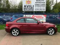 "USED 2012 11 BMW 1 SERIES 2.0 118d Sport 2dr ""24 MONTHS FULLY/COM WARRANTY""+ 1OWNER+P/PLATE+FSH+NAV+B/TOOTH+OPEN 7 DAYS A WEEK"