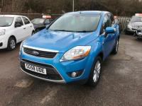 "USED 2008 58 FORD KUGA 2.0 TDCi Titanium 5dr ""24 MONTHS FULLY/COM WARRANTY""+LOW MILEAGE+H/LEATHER+TAX+MOT+OPEN 7 DAYS A WEEK"