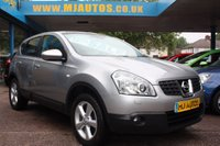 USED 2007 57 NISSAN QASHQAI 1.5 TEKNA DCI 5dr 105 BHP 3 OWNERS FROM NEW | JUST SERVICED