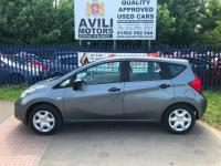 "USED 2015 65 NISSAN NOTE 1.2 Visia 5dr ""24 MONTHS FULLY/COM WARRANTY""+1 OWNER+FDSH+BLUETOOTH+MOT+TAX+OPEN 7 DAYS A WEEK"