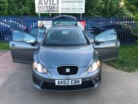 USED 2012 62 SEAT LEON 2.0 TDI CR 140 FR 5dr BUY WITH CONFIDENCE+FDSH+R/P/SENSOR+MOT+WARRANTY+OPEN 7 DAYS A WEEK