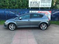 "USED 2012 62 SEAT LEON 2.0 TDI CR 140 FR 5dr ""24 MONTHS FULLY/COM WARRANTY""+FDSH+R/P/SENSOR+MOT+WARRANTY+OPEN 7 DAYS A WEEK"