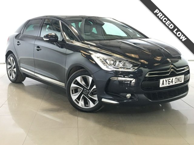 View our 2014 64 CITROEN DS5 2.0 HDI DSPORT 5d 161 BHP