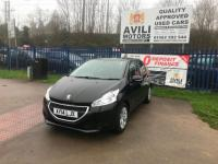 USED 2014 14 PEUGEOT 208 1.2 VTi Access+ 5dr BUY WITH CONFIDENCE+FDSH+MOT+TAX+WARRANTY+OPEN 7 DAYS A WEEK