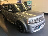 USED 2013 13 LAND ROVER RANGE ROVER SPORT 3.0 SDV6 AUTOBIOGRAPHY SPORT 5d 255 BHP HUGE SPEC, FULLY PREPARED FOR SALE,