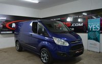 2015 FORD TRANSIT CUSTOM 2.2 270 TREND  £11995.00
