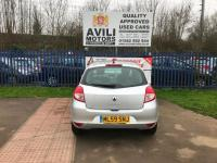 "USED 2009 59 RENAULT CLIO 1.5 dCi 86 Expression 5dr ""24 MONTHS FULLY/COM WARRANTY""+1 OWNER+MOT+TAX+WARRANTY+OPEN 7 DAYS A WEEK"