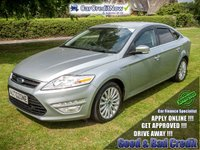 USED 2014 14 FORD MONDEO 2.0 ZETEC BUSINESS EDITION TDCI 5d AUTO 138 BHP