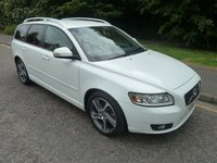 2011 VOLVO V50 2.0 D3 SE LUX EDITION 5d 148 BHP £8000.00