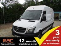 2015 MERCEDES-BENZ SPRINTER 313 CDI MWB 130ps £11995.00