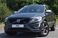 2015 VOLVO XC60 2.0 D4 R-DESIGN LUX NAV 5d 178 BHP £17490.00