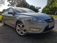 USED 2010 59 FORD MONDEO 2.2 GHIA TDCI 5d 173 BHP