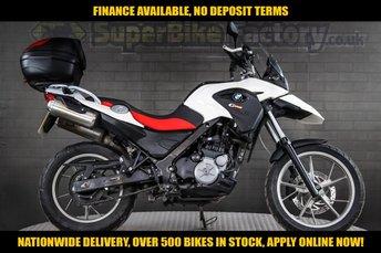 2012 BMW G650  GS 47 BHP £3891.00
