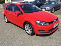 USED 2013 63 VOLKSWAGEN GOLF 2.0 GT TDI BLUEMOTION TECHNOLOGY 5d 148 BHP PRICE INCLUDES A 6 MONTH AA WARRANTY DEALER CARE EXTENDED GUARANTEE, 1 YEARS MOT AND A OIL & FILTERS SERVICE. 6 MONTHS FREE BREAKDOWN COVER.