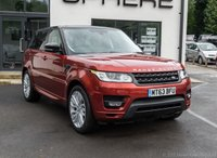2013 LAND ROVER RANGE ROVER SPORT 3.0 SDV6 HSE DYNAMIC 5d AUTO 288 BHP SOLD TO ANDREW £41990.00