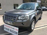 2008 LAND ROVER FREELANDER 2.2 TD4 GS 5d 159 BHP £5695.00