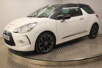 2011 CITROEN DS3 1.6 E-HDI DSTYLE PLUS 3d 90 BHP £5794.00