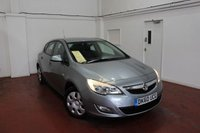 USED 2010 60 VAUXHALL ASTRA 1.4 EXCLUSIV 5d 98 BHP