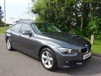2013 BMW 3 SERIES 2.0 318D SE 4d AUTO 141 BHP £10490.00