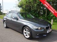 2013 BMW 3 SERIES 2.0 318D SE 4d AUTO 141 BHP £10290.00