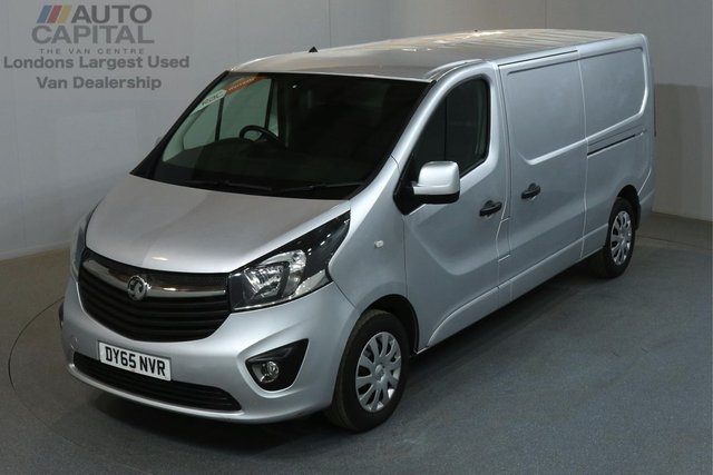 2015 65 VAUXHALL VIVARO 1.6 2900 SPORTIVE 114 BHP L2 H1 LWB LOW ROOF A/C ONE OWNER FROM NEW, SERVICE HISTORY