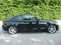 USED 2009 59 BMW 1 SERIES 2.0 120D M SPORT 2d AUTO 175 BHP