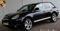 USED 2005 05 PORSCHE CAYENNE 4.5S V8 5 DOOR AUTO 340 BHP Finance? No deposit required and decision in minutes.