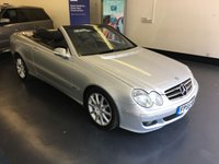 2005 MERCEDES-BENZ CLK 3.0 CLK280 AVANTGARDE 2d 228 BHP £SOLD